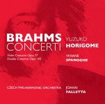 Brahms Concerti