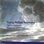 Telemann Cover